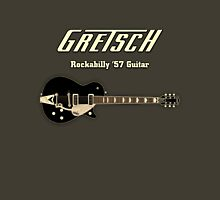 Gretsch '57 Rockabilly Guitar Unisex T-Shirt