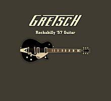 Gretsch '57 Rockabilly Guitar Unisex T-Shirt