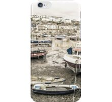 Tide's Out - Cornwall iPhone Case/Skin