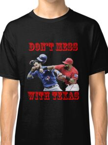 don't mess with texas Classic T-Shirt