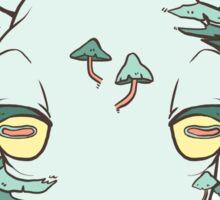 Doecelium Sticker