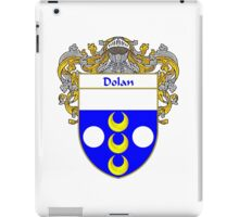 Dolan Coat of Arms/Family Crest iPad Case/Skin