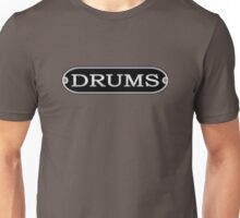 Cool Drums Plate Unisex T-Shirt