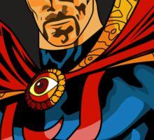 Dr. Doctor Strange Sticker