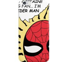 Spiderman Says Hi iPhone Case/Skin