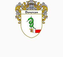 Donovan Coat of Arms/Family Crest Unisex T-Shirt