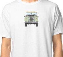 Land Rover (green) Classic T-Shirt