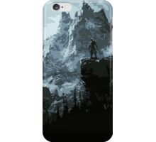 The Land of Skyrim iPhone Case/Skin