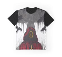 The Seven Ravens Brothers Grimm Fairy Tales Graphic T-Shirt