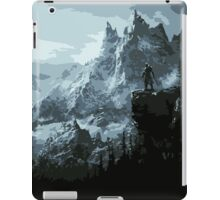 The Land of Skyrim iPad Case/Skin