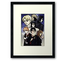 Harry Potter and the Prisoner of Azkaban Framed Print