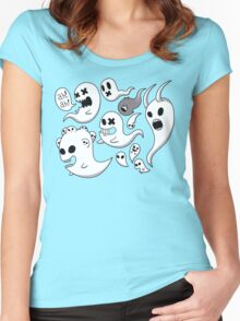 Ghost Parade Women's Fitted Scoop T-Shirt
