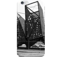 Arts District Metal Sculpture iPhone Case/Skin