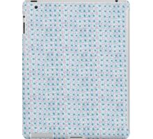 Plaza Inspired Tile Pattern iPad Case/Skin