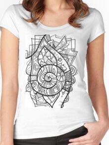 Into the Eye Women's Fitted Scoop T-Shirt