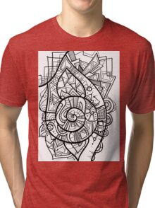 Into the Eye Tri-blend T-Shirt