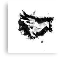 Raven v2 Canvas Print