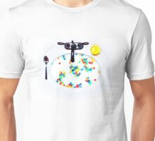 Cereal Sink Unisex T-Shirt