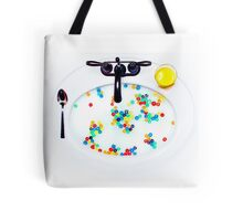 Cereal Sink Tote Bag