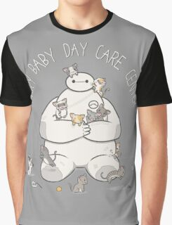 Hairy Baby Day Care Center Graphic T-Shirt