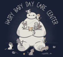 Hairy Baby Day Care Center One Piece - Short Sleeve