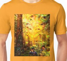 Watchful Skies Unisex T-Shirt