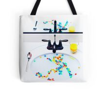 Cereal Reflection Tote Bag