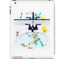Cereal Reflection iPad Case/Skin
