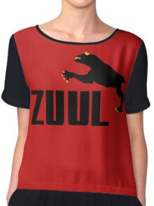 ZUUL Women's Chiffon Top