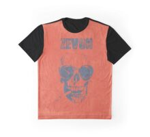 WARREN ZEVON Fan Art Graphic T-Shirt