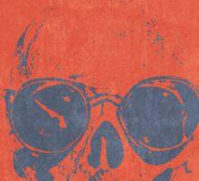 WARREN ZEVON Fan Art Sticker