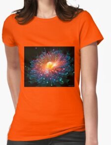 Dreamland magical flower Womens Fitted T-Shirt