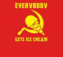 Everybody Gets Ice Cream - Yellow T-Shirt