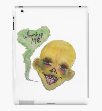 God complex iPad Case/Skin