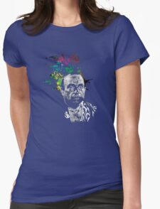 Amazing Larry Womens Fitted T-Shirt