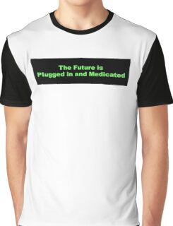 Bumper Sticker 2016 Series: The Future is... Graphic T-Shirt