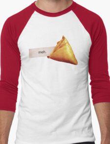 Meh Fortune Cookie Men's Baseball ¾ T-Shirt