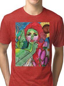 Mother Nature(ish) Tri-blend T-Shirt