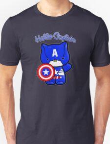 Captain meow  Unisex T-Shirt
