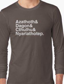 Azathoth &... Long Sleeve T-Shirt