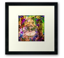 Iconic Palette Framed Print
