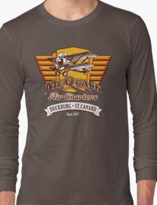 McQuack Air Charters Long Sleeve T-Shirt