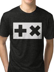 Martin Garrix - Logo Wide Tri-blend T-Shirt