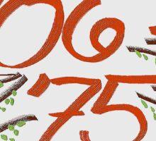shostakovich lifetime Sticker