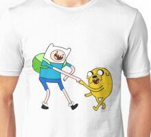 Fist bump! Unisex T-Shirt
