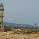 Chania Lighthouse by KMorral