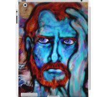Van Gogh Azul iPad Case/Skin