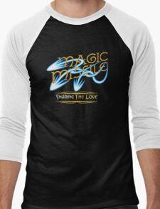 D&D Tee - Magic Missile Men's Baseball ¾ T-Shirt