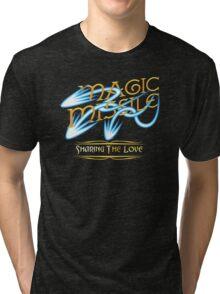 D&D Tee - Magic Missile Tri-blend T-Shirt