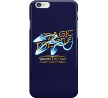 D&D Tee - Magic Missile iPhone Case/Skin